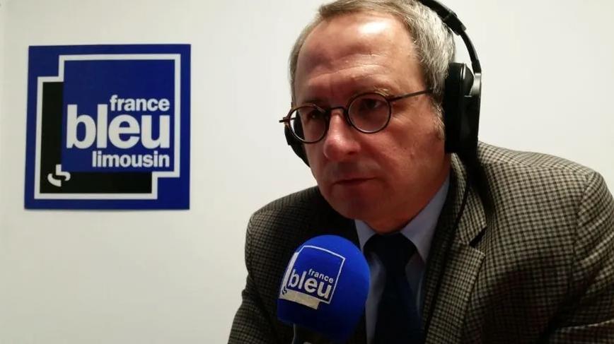 Frederic Soulier, maire de Brive et candidat aux municipales 2020