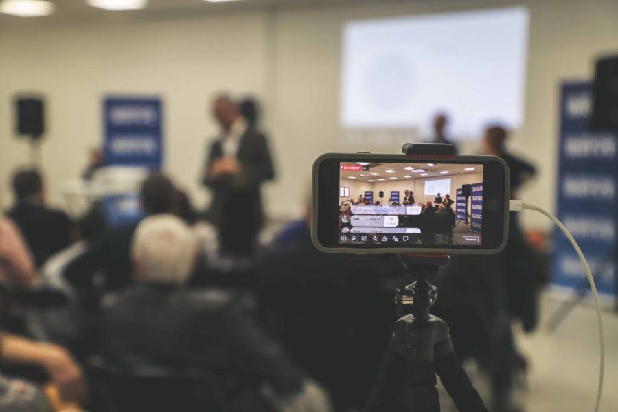 Vidéos des Ateliers d'Un Projet Pour Brive
